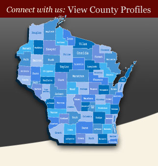 Connect with us: View County Profiles